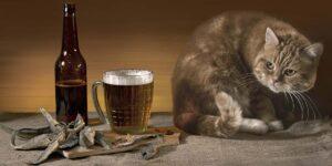 Декор панно Пиво-1