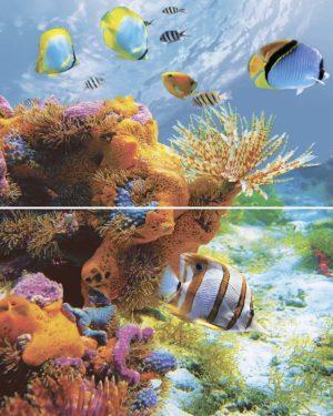 Декор панно Коралл 20