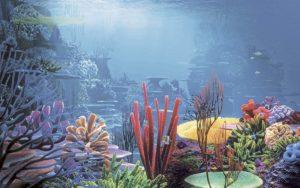 Декор панно Океан 5-2