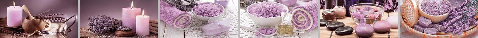 Декор-панно Спа-Виолет